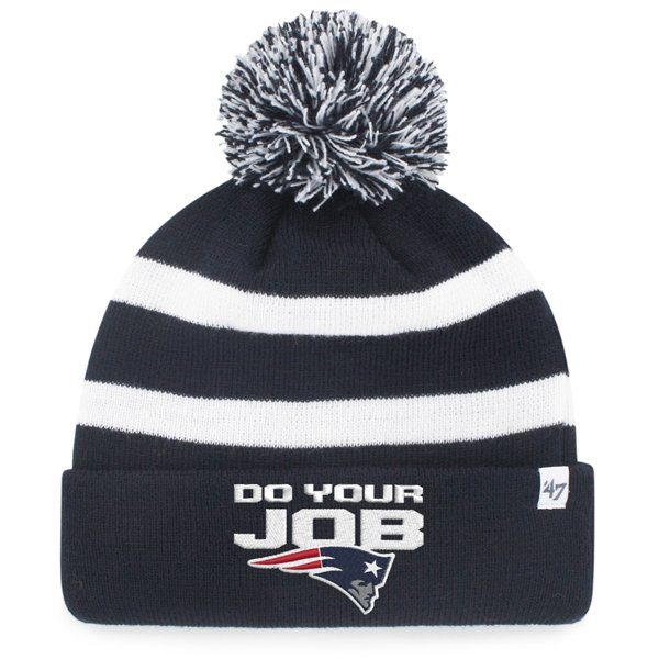 pmc sports marketing patriots hat