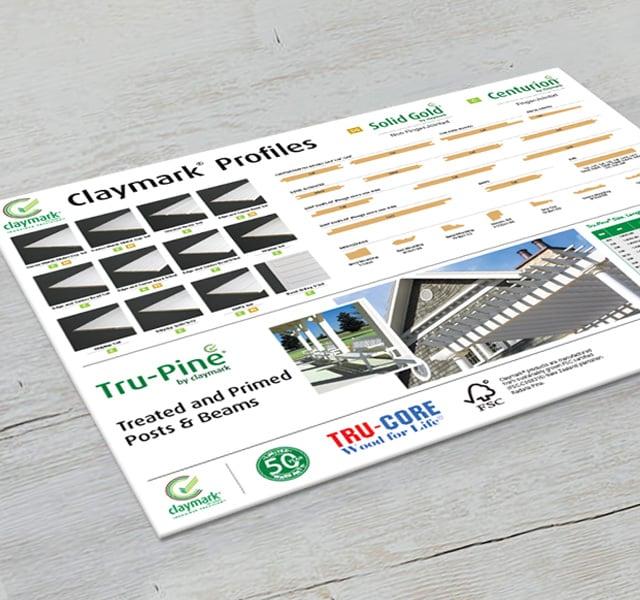 PMC Media Counter Mat Design