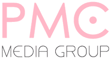 logo PMC Media Group Breast Cancer Awareness